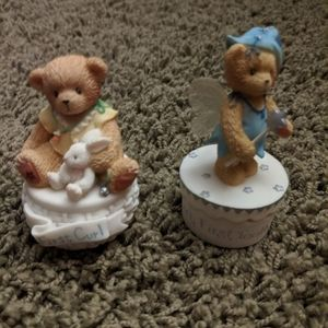 Cherished teddies boxes